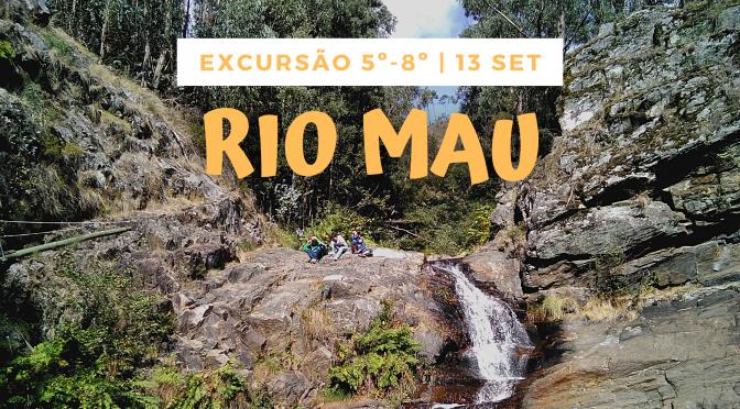 Excursão: RIO MAU