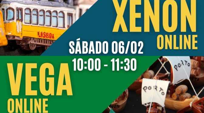 Vega + Xénon Online!